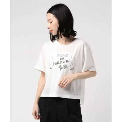 tシャツ Tシャツ スウィンアベニュー ウィメンズショートスリーブクルー