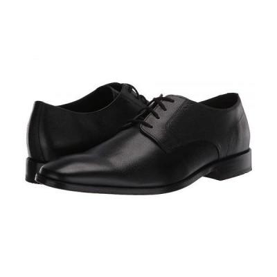 Bostonian ボストニアン メンズ 男性用 シューズ 靴 オックスフォード 紳士靴 通勤靴 Nantasket Fly - Black Print Leather