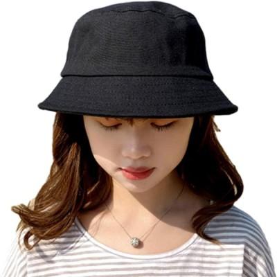 [ドナリー]帽子-バケットハット-レディース-ホワイト-54cm