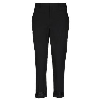 ニール・バレット NEIL BARRETT パンツ ブラック 52 指定外繊維(テンセル)® 66% / ナイロン 32% / ポリウレタン 2%