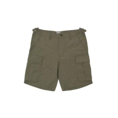 オベイ Obey Recon Street Trunks 302200024GRN Army グリーン Nylon カジュアル Shorts メンズボトムス