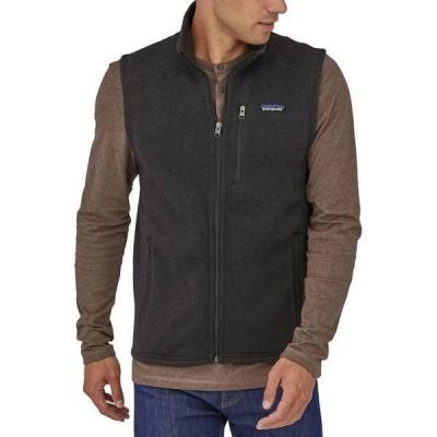 パタゴニア メンズ ジャケット・ブルゾン アウター Patagonia Men's Better Sweater Fleece Vest