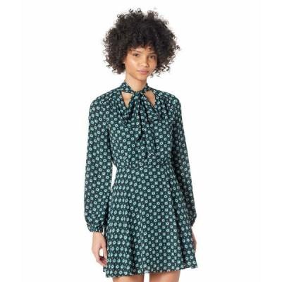 テッドベーカー ワンピース トップス レディース Rococo Printed Mini Dress Dark Grey