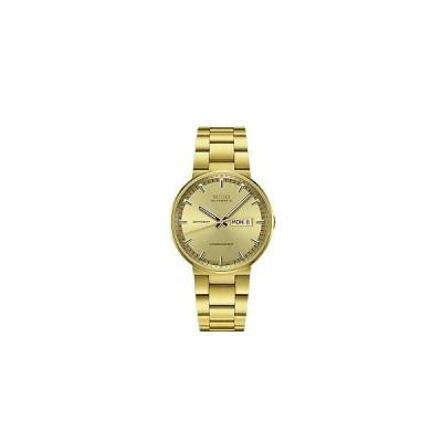 ミドー 腕時計 Mido Coミリander II オートマチック シャンパン ダイヤル メンズ 腕時計 M014.430.33.021.80