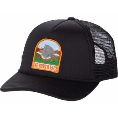 ノースフェイス メンズ 帽子 アクセサリー Valley Trucker TNF Black/TNF B
