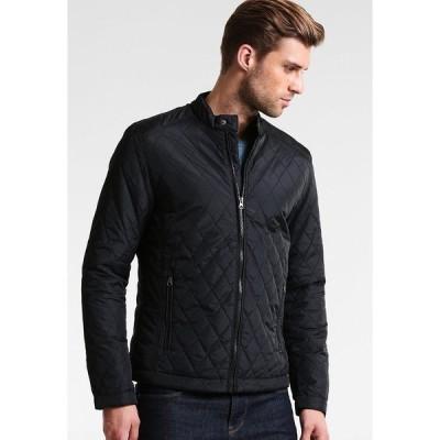 ピアワン ジャケット&ブルゾン メンズ アウター Light jacket - black