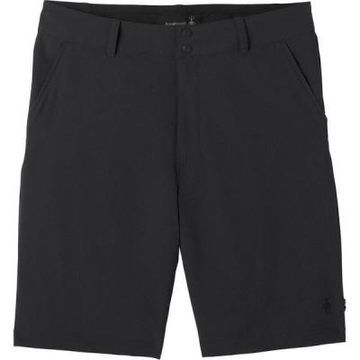 スマートウール ハーフ&ショーツ メンズ ボトムス Merino Sport 10in Short - Men's Black