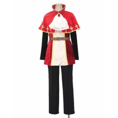 Sound Horizon marchen     薔薇の塔で眠る姫君  テッテレ王子   風  靴カバー付きます ★コスプレ衣装 * K1577