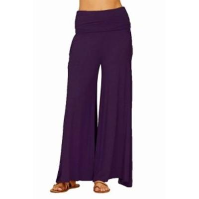 ファッション パンツ Annabelle NEW Purple Womens Size 2XL Capris Cropped Stretch Pants