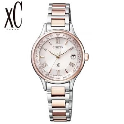 シチズンクロスシー腕時計 CITIZENxC時計 CITIZEN xC 腕時計 シチズン クロスシー 時計 レディース ピンク EC1165-51W