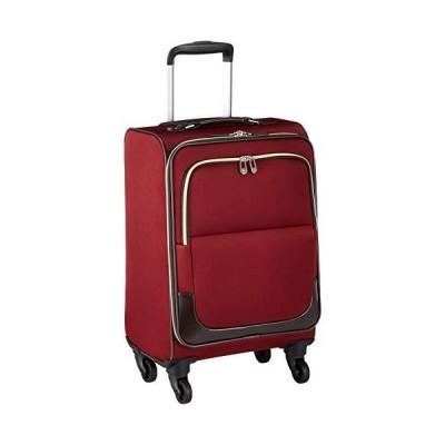 [エース トーキョー] スーツケース グリッテリーII レインカバー付 機内持ち込み可 29L 3.5kg レッド