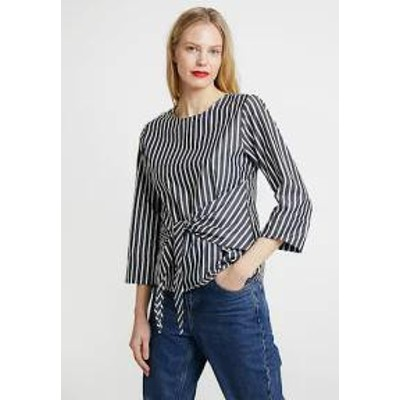 Opus レディースその他 Opus FLUX STRIPE - Blouse - simply blue simply blue