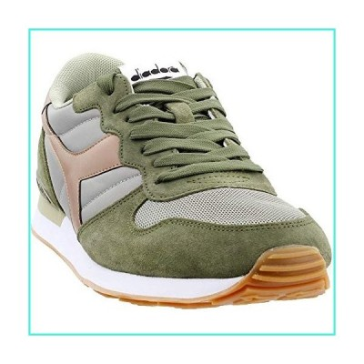 【新品】Diadora Mens Camaro Casual Sneakers, Green, 11(並行輸入品)