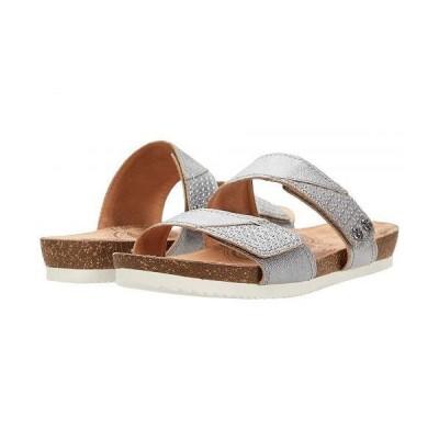 Cobb Hill コッブヒル レディース 女性用 シューズ 靴 サンダル Trinity Slide - Pewter