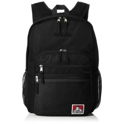 [ベンデイビス] リュック リュックサック XLサイズ メッシュポケット リュックサック 通勤通学に最適です BDW-9200_BKBK ブラックブラック