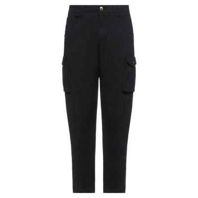 SSEINSE パンツ ブラック 46 コットン 98% / ポリウレタン 2% パンツ