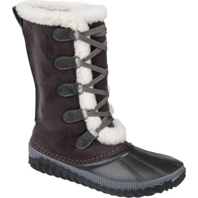 ジュルネ コレクション Journee Collection レディース ブーツ シューズ・靴 Comfort Foam(TM) Blizzard Winter Boot Grey