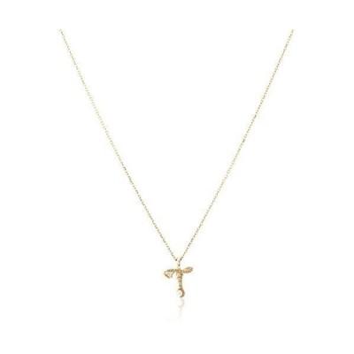 ザ・リトル・クラシックス ダイヤモンド 0.01ct イエローゴールド K10 ネックレス 109P0103T