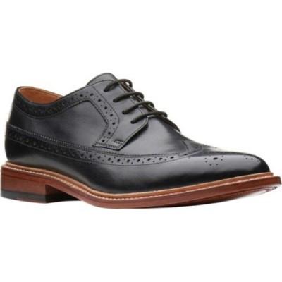 ボストニアン ドレスシューズ シューズ メンズ No16 Soft Wing Tip (Men's) Black Full Grain Leather