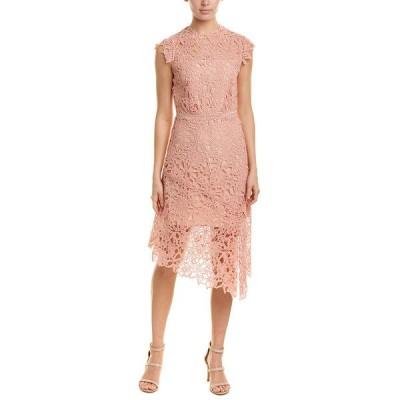 レイス ワンピース トップス レディース Reiss Ivana Sheath Dress pale pink