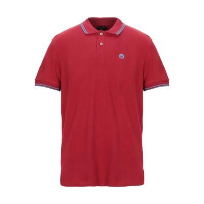 CIESSE PIUMINI ポロシャツ レッド XS コットン 96% / ポリウレタン 4% ポロシャツ