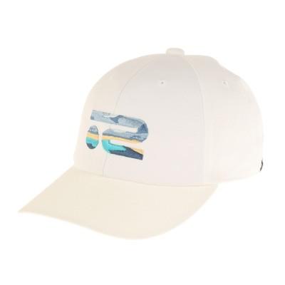ロサーセンキャップ撥水ツイルキャップ 046-53863-005ホワイト