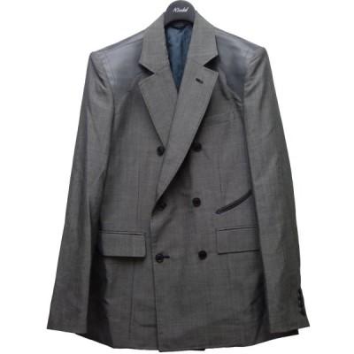 【4月19日値下】TOGA VIRILIS 21SS テーラードジャケット グレー サイズ:48 (新宿店)