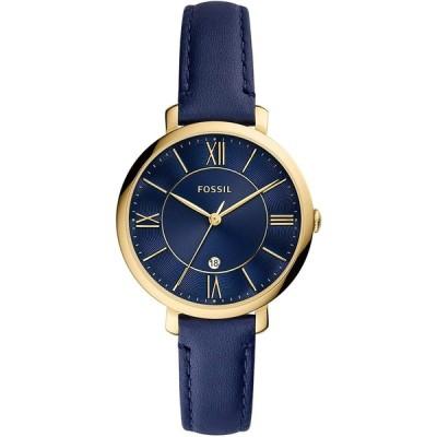 フォッシル 腕時計 レディース ジャクリーン ブルー ES5023 FOSSIL