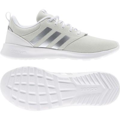 adidas (アディダス) QT ADIRACER 2.0 23.0cm . レディース KYL30 FV9612