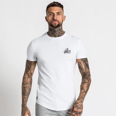Bee Inspired Tシャツ 半袖 ロゴT ハーフスリーブ メンズ トップス ロゴ Signature Tee ヨーロッパファッション