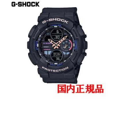 正規品 カシオ G-SHOCK ANALOG-DIGITAL GMA SERIES クォーツ メンズ腕時計 GMA-S140-1AJR