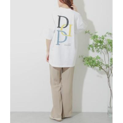 DDP×SENSE OF PLACE 【別注】グラフィックアートTシャツ