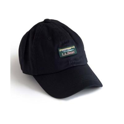 帽子 キャップ メンズ エル・エル・ビーン・カタディン・ロゴ・コットン・キャップ