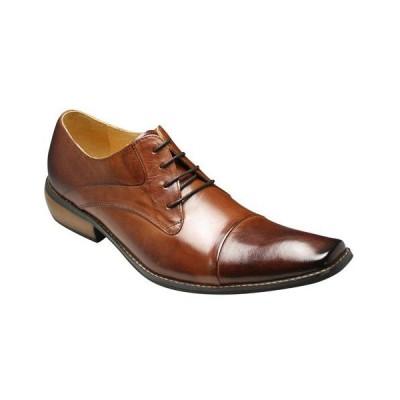 バンプ アンド グラインド/ビジネスシューズ ストレートチップ/BG2799 キャメル/メンズ 靴