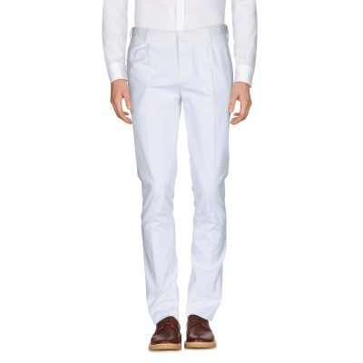 インコテックス INCOTEX パンツ ホワイト 44 コットン 97% / ポリウレタン 3% パンツ