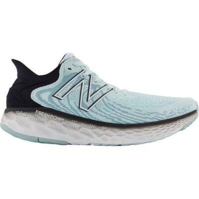 ニューバランス New Balance レディース ランニング・ウォーキング シューズ・靴 Fresh Foam 1080 V11 Running Shoes Blue/Black