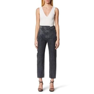 ハドソンジーンズ レディース デニムパンツ ボトムス Elly Folded Crop Tapered Jeans CELEBRATIO