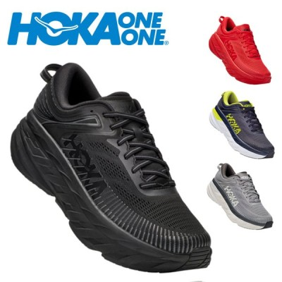 HOKA ONE ONE ホカオネオネ BONDI 7 ボンダイ 1110518 【アウトドア/スニーカー/靴/メンズ】