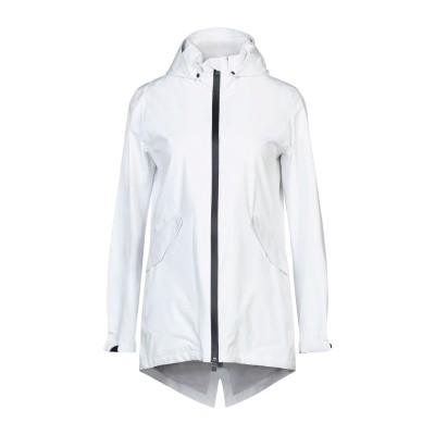 PEOPLE OF SHIBUYA ライトコート ホワイト 42 ポリエステル 89% / ポリウレタン 11% ライトコート