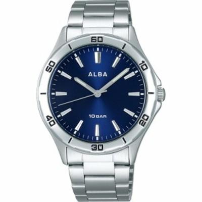 セイコー AQPK411 ALBA(アルバ) メンズ