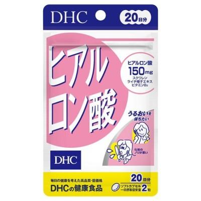 《DHC》 ヒアルロン酸 20日分 (40粒入)