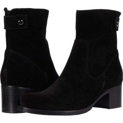 ラ カナディアン La Canadienne レディース シューズ・靴 Petunia Black Suede