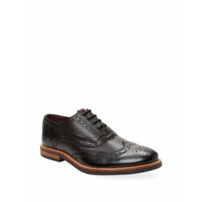 ベンシャーマン メンズ シューズ オックスフォード 革靴 Brent Leather Brogues