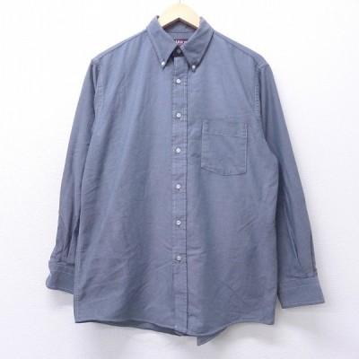 L/古着 長袖 シャツ 90s アロー グレー 21feb12 中古 メンズ トップス