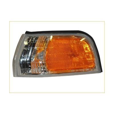 HEADLIGHTSDEPOT Signal Light Compatible With Honda Accord 1992-1993 Includes Left Driver Side Signal Light 並行輸入品