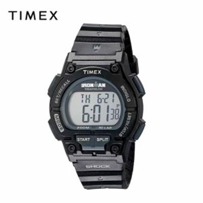 即納 TIMEX タイメックス メンズ 腕時計 アイアンマン Ironman Endure 30 フルサイズ ブラック T5K196 海外モデル 当店1年保証