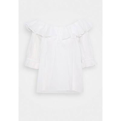 セカンド デイ シャツ レディース トップス ELON THINKTWICE - Blouse - bright white