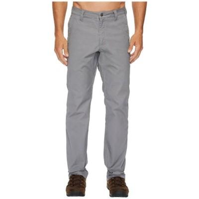 マウンテンカーキス カジュアルパンツ ボトムス メンズ Original Mountain Pants Slim Fit Gunmetal