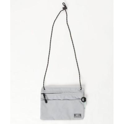 KAZZU / [MEI/メイ] サコッシュ ナイロンショルダーバッグ メンズ レディース MEN バッグ > ショルダーバッグ