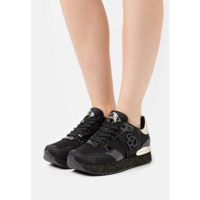 リプレイ レディース 靴 シューズ RAEFORD - Trainers - black